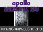APOLLO AMAZER 4G ECO 165/70R14 - nyárigumi - adatlap
