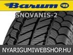 BARUM Snovanis 2 205/70R15 - téligumi - adatlap
