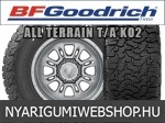 Bf goodrich - ALL TERRAIN T/A KO2 nyárigumik