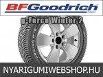 Bf goodrich - G-FORCE WINTER 2 téligumik