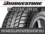 Bridgestone - Blizzak LM20 téligumik