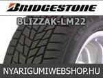 Bridgestone - Blizzak LM22 téligumik