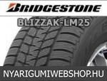 Bridgestone - Blizzak LM25-1 téligumik