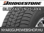 Bridgestone - Blizzak LM25 4X4 téligumik