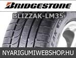Bridgestone - Blizzak LM35 téligumik