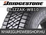 Bridgestone - Blizzak W810 téligumik