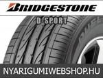 Bridgestone - D-SPORT nyárigumik