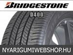 Bridgestone - D400 nyárigumik