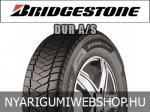 Bridgestone - DUR A/S négyévszakos gumik