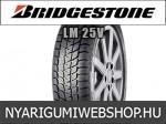 Bridgestone - LM25V téligumik