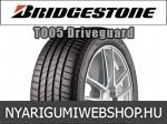 BRIDGESTONE T005 Driveguard 225/50R17 - nyárigumi - adatlap