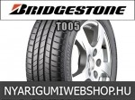 BRIDGESTONE T005 255/55R19 - nyárigumi - adatlap