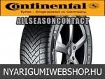 Continental - AllSeasonContact négyévszakos gumik