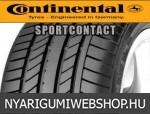 CONTINENTAL ContiSportContact 255/40R18 - nyárigumi - adatlap