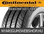 CONTINENTAL ContiVanContact 100 195/70R15 - nyárigumi - adatlap