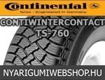 Continental - ContiWinterContact TS 760 téligumik