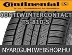 CONTINENTAL ContiWinterContact TS 810 S 175/65R15 - téligumi - adatlap