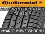 CONTINENTAL ContiWinterContact TS 830 P 225/60R16 - téligumi - adatlap
