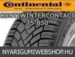 Continental - ContiWinterContact TS 850 téligumik