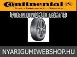 CONTINENTAL PremiumContact 6 205/50R17 - nyárigumi - adatlap
