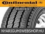 Continental - Vanco 6 nyárigumik