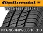 Continental - VancoFourSeason 2 négyévszakos gumik