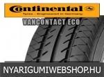 Continental - VanContact Eco nyárigumik