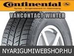 CONTINENTAL VanContact Winter 215/60R16 - téligumi - adatlap