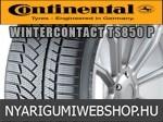CONTINENTAL WinterContact TS 850 P 225/60R16 - téligumi - adatlap
