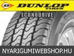 DUNLOP ECONODRIVE 165/70R14 - nyárigumi - adatlap