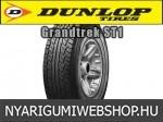 Dunlop - GRANDTREK ST1 négyévszakos gumik