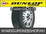 Dunlop - GRANDTREK ST20 négyévszakos gumik