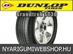 Dunlop - GRANDTREK ST30 négyévszakos gumik