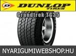 Dunlop - GRANDTREK TG35 négyévszakos gumik