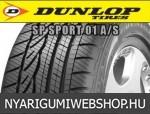 Dunlop - SP SPORT 01 A/S négyévszakos gumik