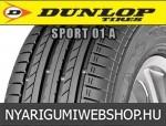 Dunlop - SP SPORT 01A nyárigumik