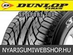 Dunlop - SP SPORT 300 nyárigumik