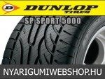 Dunlop - SP SPORT 5000 négyévszakos gumik