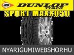 Dunlop - SP SPORT MAXX 050 nyárigumik