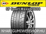 Dunlop - SP SPORT MAXX GT 600 nyárigumik