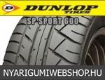 Dunlop - SP SPORTMAXX GT 600 nyárigumik
