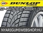Dunlop - SP Winter Sport 3D téligumik