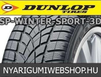 DUNLOP - SP Winter Sport 3D - téligumi
