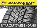 DUNLOP SP Winter Sport 4D 205/55R16 - téligumi - adatlap