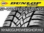 Dunlop - SP WinterResponse 2 téligumik