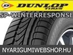 DUNLOP SP WinterResponse 155/70R13 - téligumi - adatlap