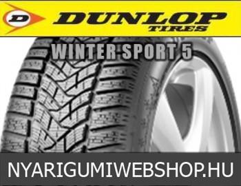 DUNLOP - Winter Sport 5 - téligumi