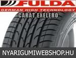 FULDA CARAT EXELERO 225/50R17 - nyárigumi - adatlap