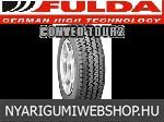 FULDA CONVEO TOUR 2 205/65R15 - nyárigumi - adatlap
