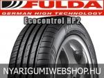 FULDA ECOCONTROL HP 2 195/65R15 - nyárigumi - adatlap